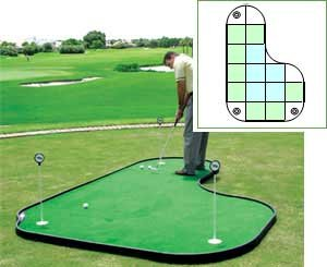 8ft X 12ft Putting Green